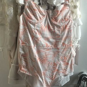 NEW For Love and Lemons 🍋 Palm Bodysuit